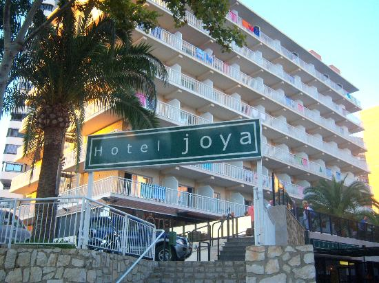 Hotel Joya: entrée