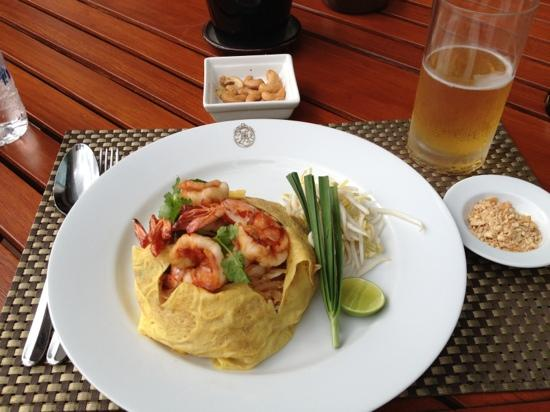 The Athenee Hotel, a Luxury Collection Hotel: Delicious Pad Thai!