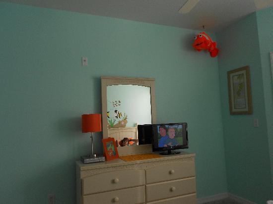 Legacy Dunes: dormitorio