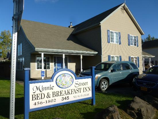 Minnie Street Inn: main house