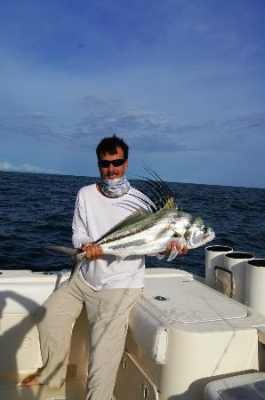 Seagullcove Lodge: Rooster Fish