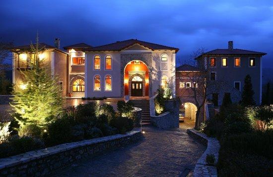 """Levidi, Grecja: Hotell """"Kallisto"""""""