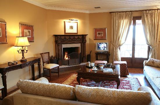 """Kallisto Hotel & Suites: Grand Suite """"Artemis"""""""
