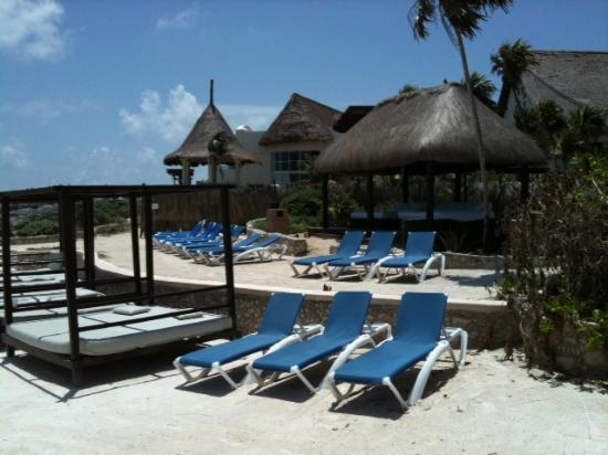 Kore Tulum Retreat and Spa Resort: clothing optional area