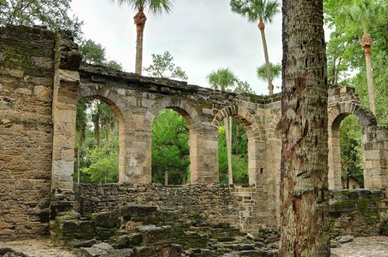 Sugar Mill Ruins: another view