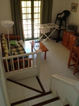 Caleta Playa Apartments: p terra