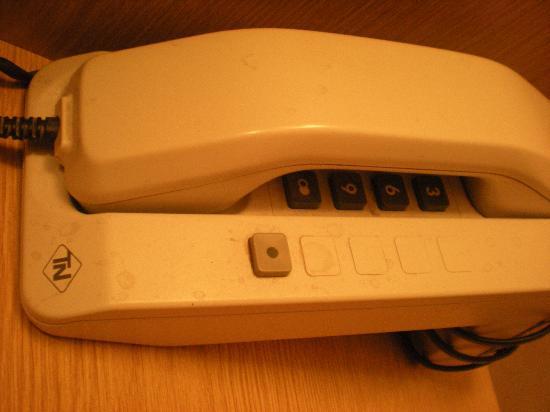 Hotel Squarciarelli: telefono