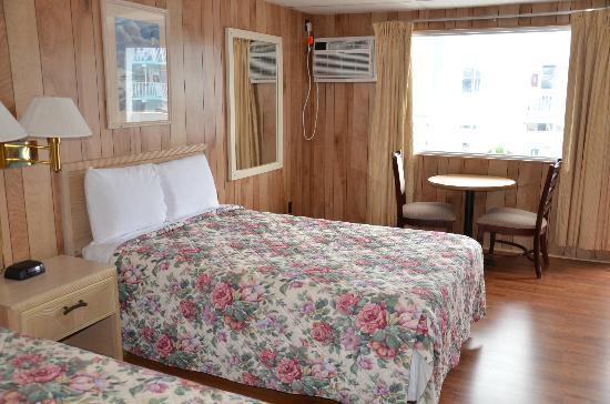 ذا سي كوف موتل: Room with 2 beds