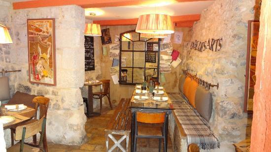 Cafe des Arts: Café des arts