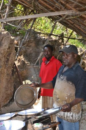 Kenga Giama Resort: Chi lavora per te a Watamu
