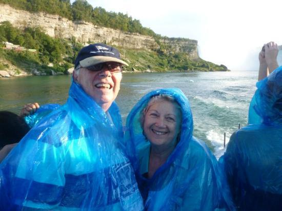A Night to Remember B&B : Maid of the Mist tour