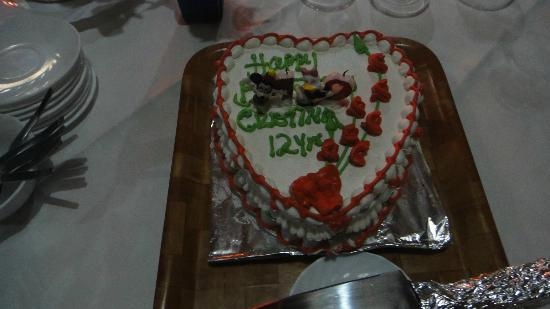 Kenga Giama Resort: Festa di compleanno al Kenga