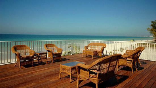 Seaside Beach Resort: SeaSide Deck