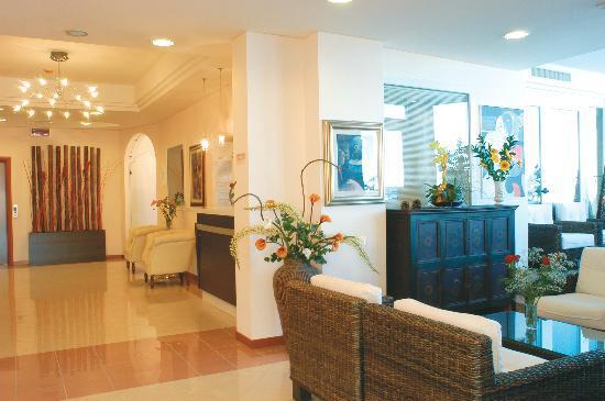 Hotel Daniel's: Hall