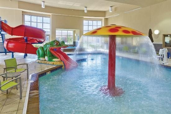 ClubHouse Hotel & Suites : children's Playland  indoor pool area