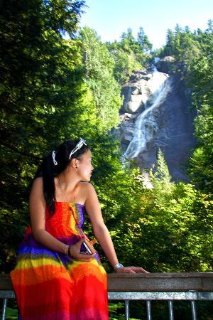 Squamish, Canada: Shannon Fall - General viewpoint