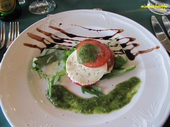 Fosshotel Hekla: Cena en el hotel Hekla