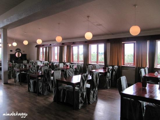 Fosshotel Hekla: Comedor del Hotel Hekla