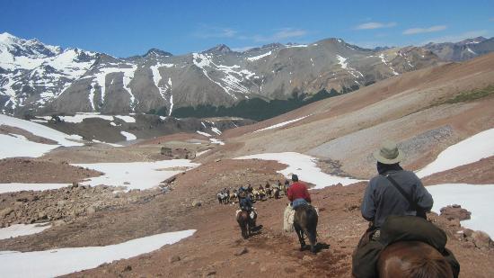 Patagonia Riders: Escorial de Leichlte