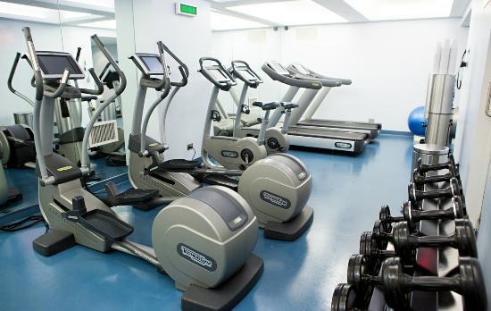 Shoreham: Fitness Center
