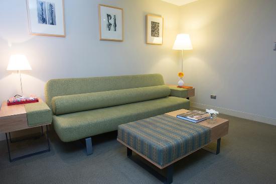 Shoreham: Junior Suite Living Room