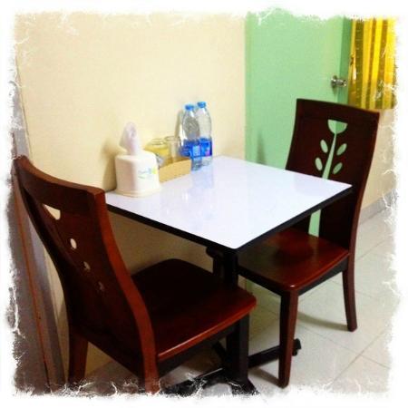 TUB Mansion: Mini Table