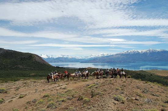 Patagonia Riders: Cuenca Lago General Carrera, Campos de Hielo Norte