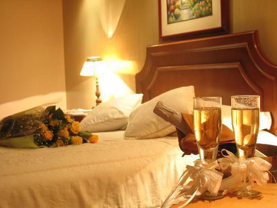 Hotel Centro Internacional: Noche Romántica
