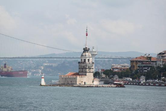 Istanbul, Turkey: Maiden Tower