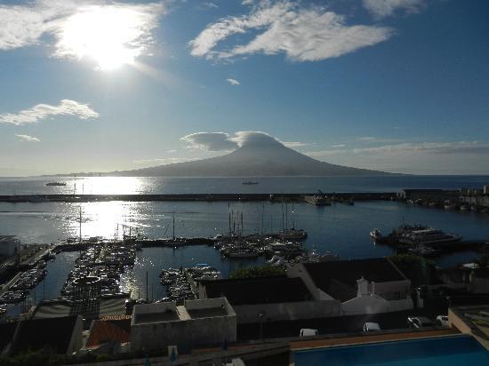 Azoris Faial Garden Resort Hotel: Ti presento Pico !