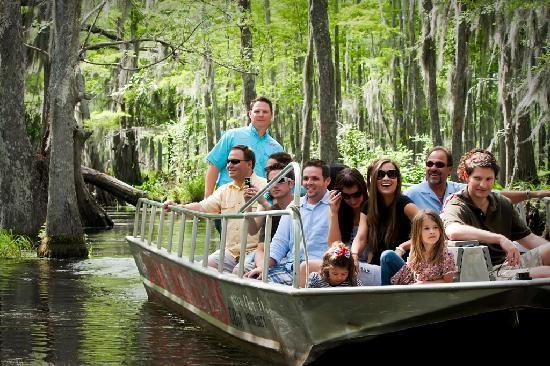 Cajun Encounters Tour Company