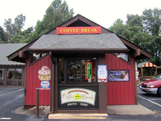 Coffee Break: Coffe break!