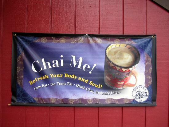 Coffee Break: Big Train Chai!