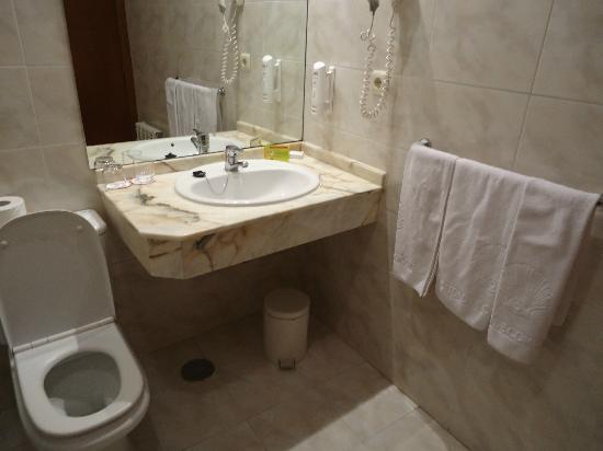 Hotel Ciudad de Compostela: Lavabo