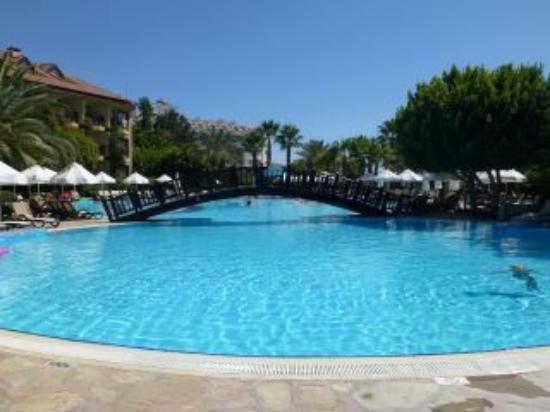 Alba Resort Hotel: Relaxation Pool