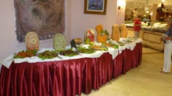 Alba Resort Hotel: Entrance to Breakfast !!