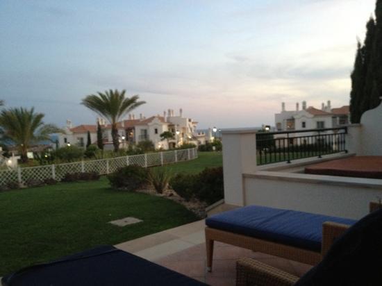 Dunas Douradas Beach Club: garden villa view - Lagos