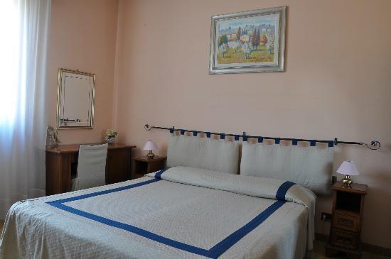 B&B Residenza Cantagalli: La camera in cui abbiamo dormito :)