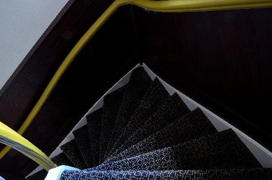 Nicolaas Witsen Hotel: Stairs