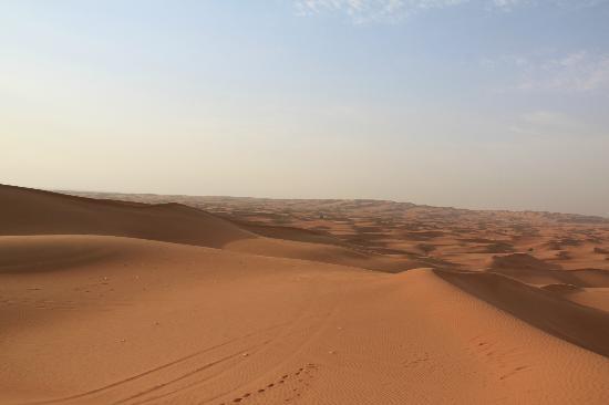 Ντουμπάι, Ηνωμένα Αραβικά Εμιράτα: Desert