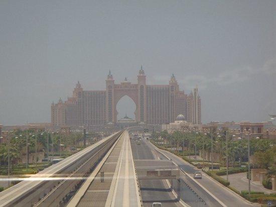 Dubai, United Arab Emirates: Atlantis Hotel