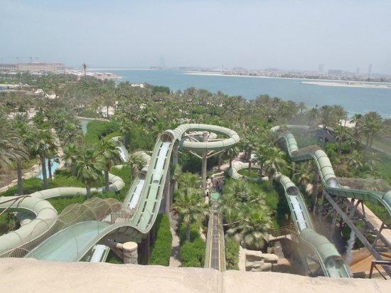 Dubai, United Arab Emirates: Aquaventure Park