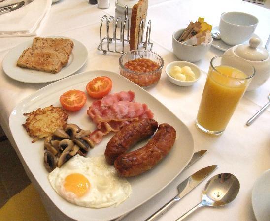 The Fernery: The Breakfast