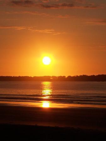 Ocean Walk Hotel: Lever du soleil WOW