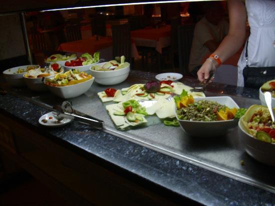 Hotel Abou Sofiane: DINNER