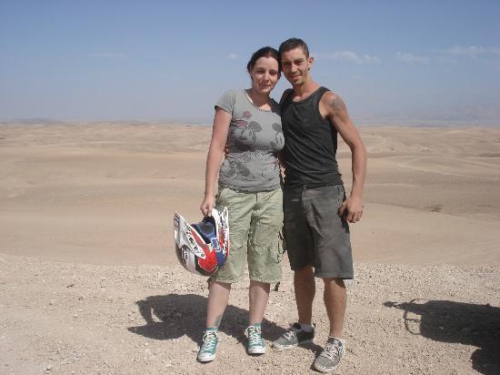 Riad Charme d'Orient: quad dans le dersert