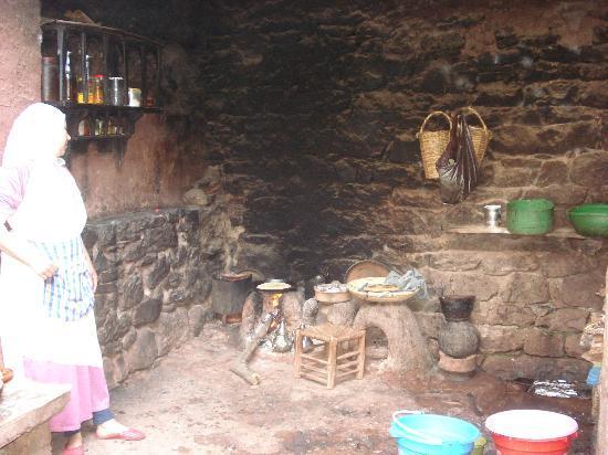 Riad Charme d'Orient: maison berber 