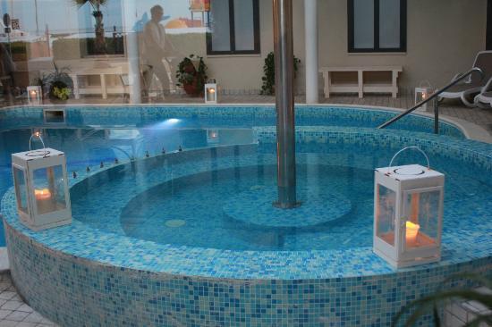 Hotel Agostini : scorcio piscina
