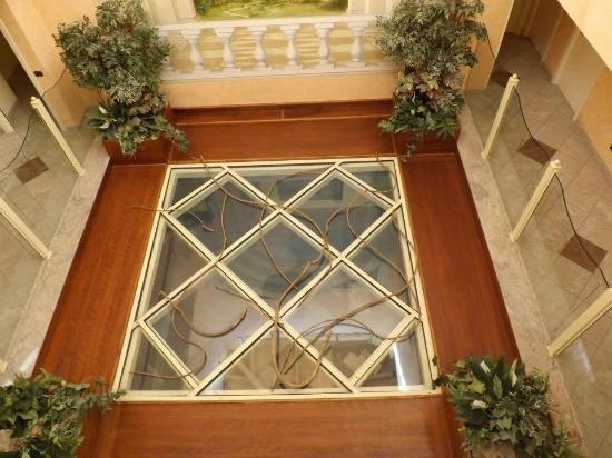 Tricolore Hotel: interno