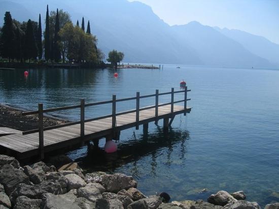 Villa delle Rose : Lake Garda.